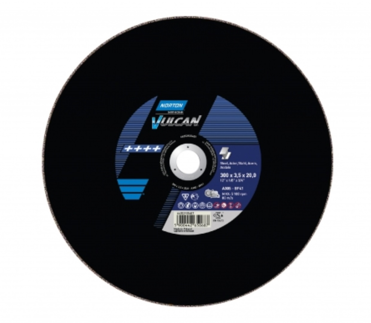 350-400mm cutting discs