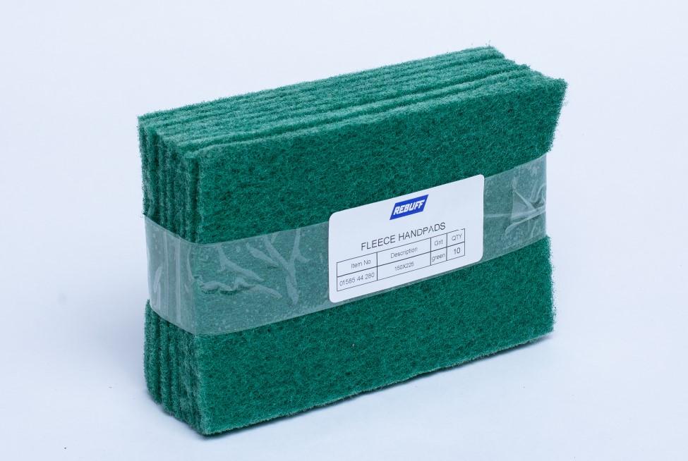 green-handpads